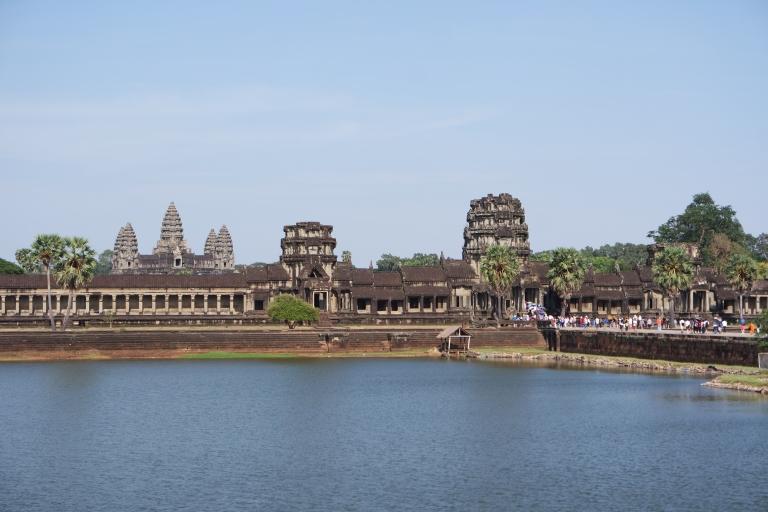 Angkor Wat temple!
